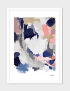 """Pina"" Abstract Artwork by Clara Art Studio. Painting Inspiration, Art Inspo, Canvas Art, Canvas Prints, Canvas Ideas, Art Studios, Framed Art Prints, Fine Art Paper, Printable Art"
