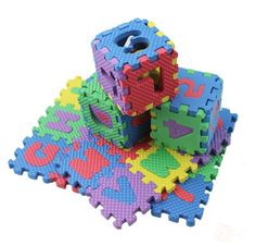 Alphabet Numerals Kids Rug Baby Play Mat Soft Floor Crawling Mini Puzzle Mats for Children Educational Toys For Preschoolers, Educational Toys For Kids, Kids Toys, Baby Play, Baby Kids, Toddler Play, Soft Flooring, Games, Alphabet