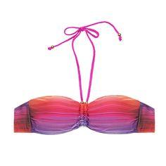 Ženski kupaći kostim - top