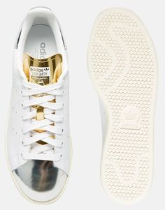 Si j'étais une paire de chaussure : stan smith gold