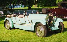 1927 Bugatti Type 44 sport phaeton