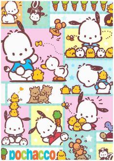 Hello Kitty Characters, Sanrio Characters, Cute Characters, My Melody Wallpaper, Sanrio Wallpaper, Iphone 7 Wallpapers, Cute Wallpapers, Cartoon Drawings, Cute Drawings