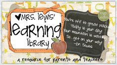 Mrs. Lewis' Learning Library: Cell Pals Student Partners/Grouping