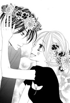 My favorite couple <3 Black Bird, Misao and Kyo