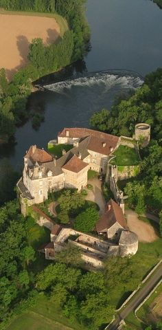 Chateau Cenevieres, Lot, France