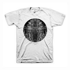 Unisex Cotton Graphic T Shirt  White with by iheartnorwegianwood, $25.00