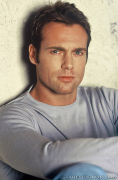 Michael Shanks ~ Ladies, if you're not a sci-fi geek yet, this man will turn you into one... <3 #stargate #sg1