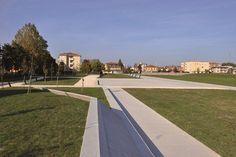 Parco di Catene, Venice, 2010 - CZstudio associati   architettura paesaggio