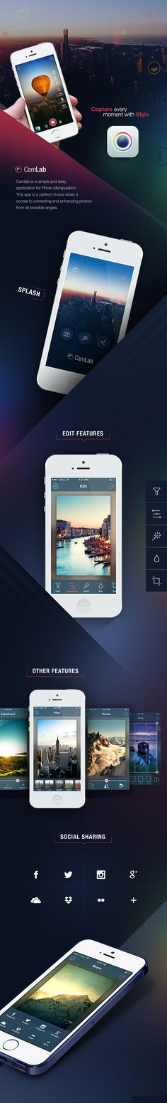 55 Amazing Mobile App UI Designs with Ultimate User Experience - 3