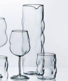 Wobbly Wine Carafe