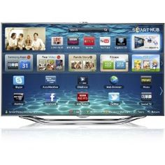 The TV I currently possess is the 55Inch Samsung Smart TV, love it!