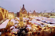 Europe's top ten Christmas markets: Mulled wine, festive food and bargains galore