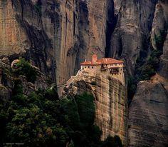 Monestary of the Holy Trinity, Greece