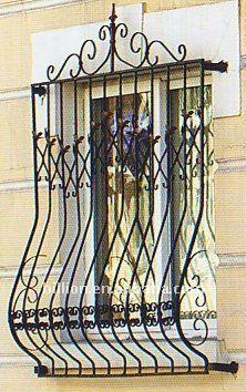 Resultado de imagen para ventanales de hierro