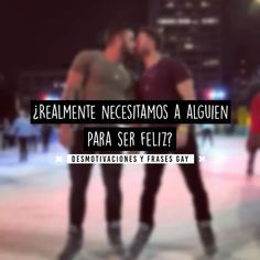 ¿Qué dicen? 🤔 Gay, New Love, Decir No, Instagram, Movie Posters, Amor, Someone Like You, Being Happy, Pretty Quotes
