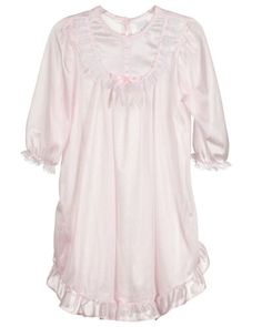 Laura Dare Girls Pink Long Sleeve Nylon Pajama Gown, Size 2T Laura Dare,http://www.amazon.com/dp/B002FR7BW6/ref=cm_sw_r_pi_dp_DBMstb1SNJNVEEN7