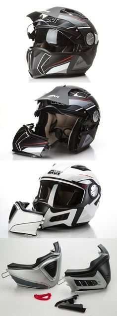 GIVI HPS Explorer and Tourer Helmets