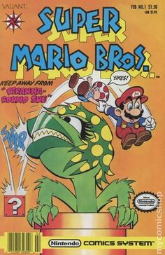 Super Mario Bros. (1991 2nd Series) 1
