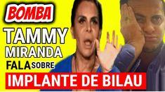 ABRIU O JOGO! Thammy Miranda fala sobre IMPLANTE DE BILAU e causa POLÊMI...