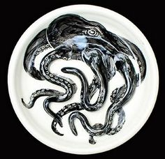 Octopus Dishes <3
