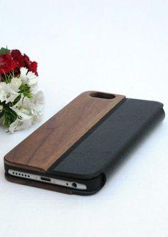 Smartphone Case/Handyhülle fürs iPhone aus Holz von Woodcessories  #woodcessories #wood #holz #accessoire #accessories #iPhone