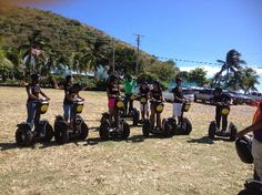 Basseterre St. Kitts Excursions | Segway tours - Review of Sugar City Adventures, Basseterre, St. Kitts ...