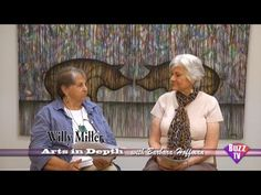 Arts in Depth hosted by Barbara Hoffman. Guest Willi Miller. The Voice o...