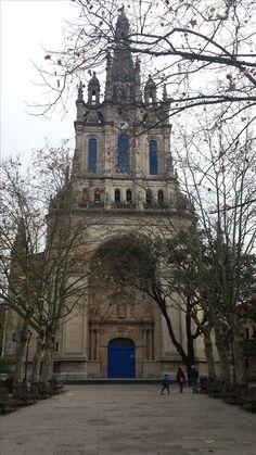 Basílica de Begoña, Bilbao.