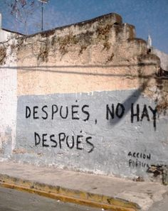 Some Quotes, Words Quotes, Qoutes, Sayings, Urban Poetry, Street Quotes, More Than Words, Spanish Quotes, Urban Art
