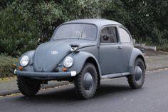 VW Wehrmacht Käfer Typ 82 E Replica For Sale (1972)