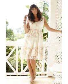 Frock & Frill Rose Garden Dress