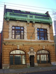 Morgan Street (Jersey City) converted firehouse | Shared by LION