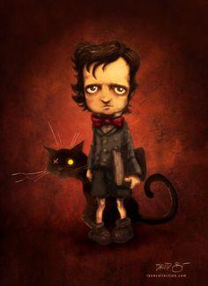 ¡Felicidades Maestro! ¡Para celebrar el 204 aniversario del nacimiento de Edgar Allan Poe hoy podrás conseguir iPoe Collection a mitad de pr...