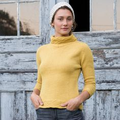 lanthorn / bristol ivy | knitting pattern for sale from quince & co.