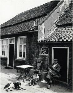 Tongelre – De Technische Dienst van de gemeente Eindhoven kiekte dit echtpaar in 1976.