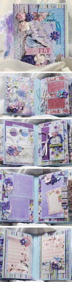 BoBunny Secret Garden mini album