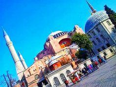 ayasofya / haghia sophia / sultanahmet / istanbul - photo by koto serdar bulgu