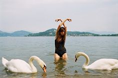 озеро, Арона by roman.noven, via Flickr