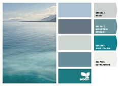 Paint Colors From Chip It! By Sherwin Williams