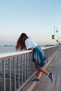 Long Beach: Look des Tages - RJ 2018 round 2 - Long Beach, Tumbler Photos, Instagram Pose, Insta Instagram, Insta Photo Ideas, Picture Ideas For Instagram, Tumblr Picture Ideas, Tumblr Beach Pictures, Girl Photography Poses