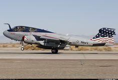 Grumman EA-6B Prowler (G-128), in KNFL, 2007