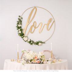 Engagement Party Themes, Engagement Decorations, Gold Wedding Decorations, Wedding Reception Signs, Wedding Table, Sweet Heart Table Wedding, Wedding Ideas, Sweetheart Table Decor, Bridal Shower Planning