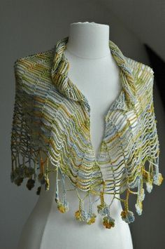 crochet shawl kristin omdahl free pattern