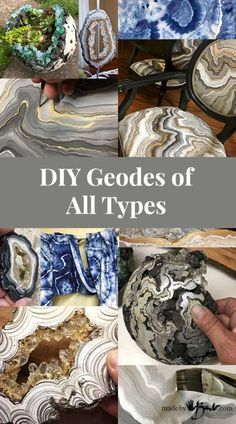 Cement Art, Concrete Crafts, Concrete Projects, Resin Crafts, Resin Art, Art Projects, Concrete Planters, Crafts To Make, Arts And Crafts