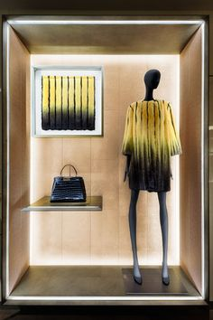FENDI London Bond Street<br />LADIES | WORKS - CURIOSITY - キュリオシティ -