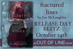 Book Freak: Release Day Blitz & Giveaway     Fractured Lines b...
