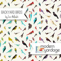 New fabric designs by Liz Ablashi @Liz Ablashi  Available @Modern Yardage www.modernyardage... #fabric