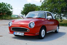 nissan figaro, the one car that would make me take my test!!!