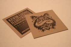 Awesomely creative business cards!