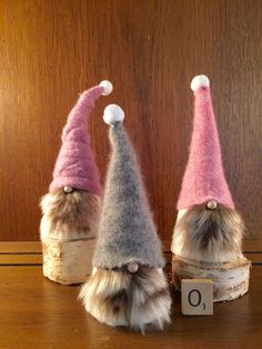 A personal favorite from my Etsy shop https://www.etsy.com/listing/278616788/handsewn-mini-swedish-gnomes-tomte